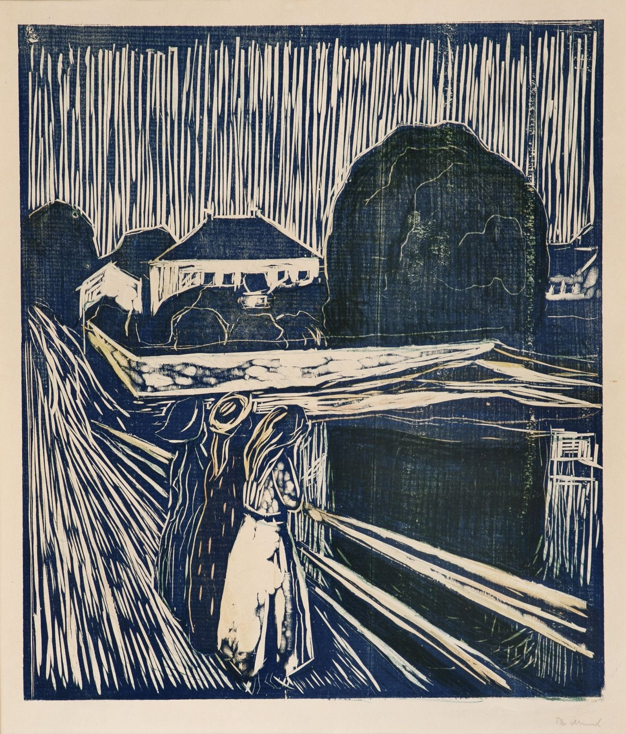 The Girls on the Bridge