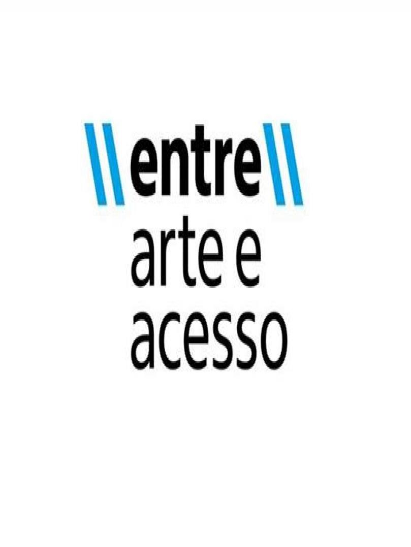 Logomarca do ||Entre|| Arte e Acesso