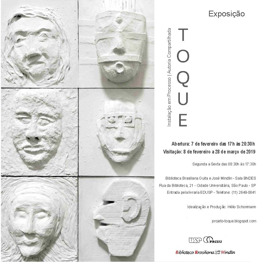 Convite da mostra