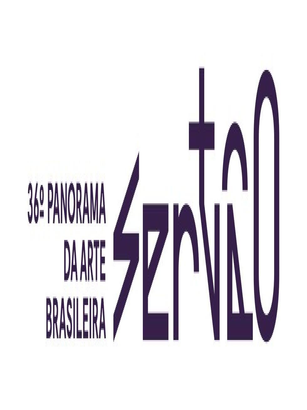 Logomarca da exposição.